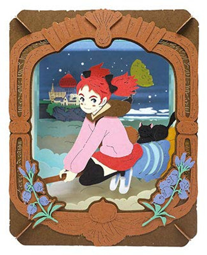 Ensky Paper Theater PT-092 Mary and the Witch's Flower