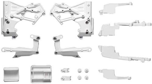 Tamiya 54917 (OP1917) T3-01 C Parts Frame White