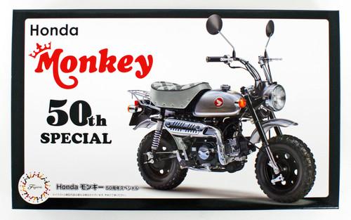 Fujimi Bike-SP Honda Monkey 50th Year Special 1/12 scale kit