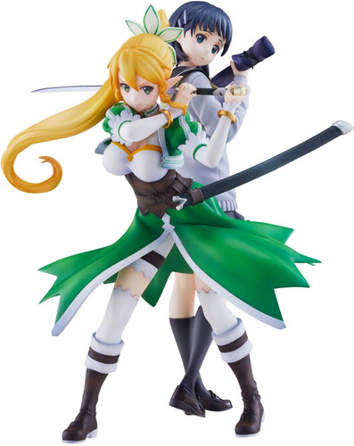 Union Creative Leafa and Suguha Figure Set (Sword Art Online)