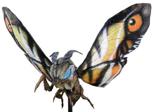 XPlus DefoReal Mothra Figure