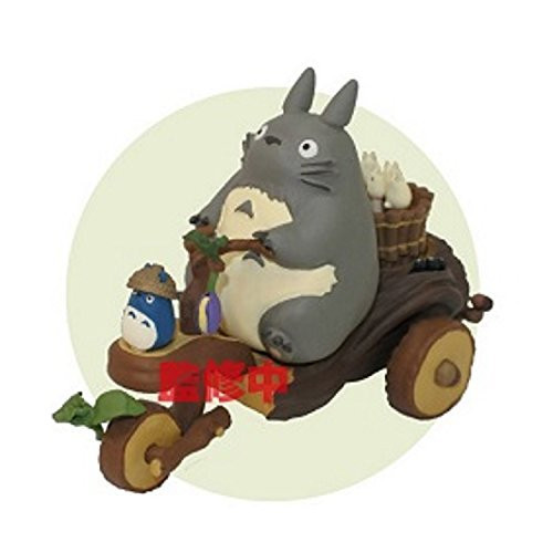 Ensky Pull Back Collection Studio Ghibli My Neighbor Totoro Tricycle