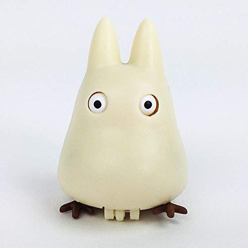 Ensky Pull Back Collection Studio Ghibli My Neighbor Totoro White Totoro