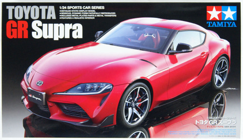 Tamiya 24351 Toyota GR Supra 1/24 scale kit