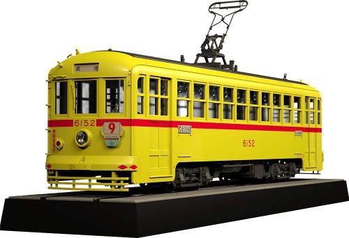Good Smile Tokyo Toden Type 6000 Showa Ver. 1/24 Scale Plastic Model Kit