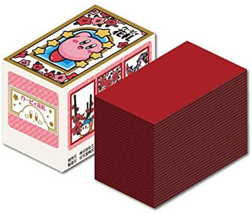 Ensky Japanese Playing Cards (Hanafuda) Kirby: Right Back at Ya!