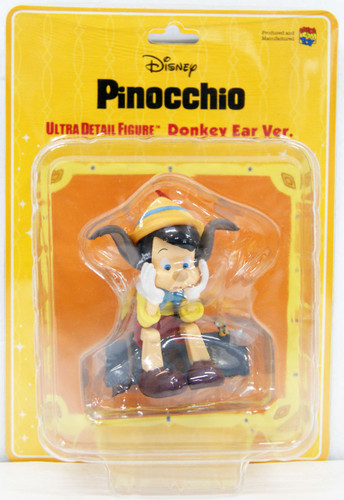 Medicom UDF-464 Ultra Detail Figure Disney Pinocchio with Donkey Ears Ver.