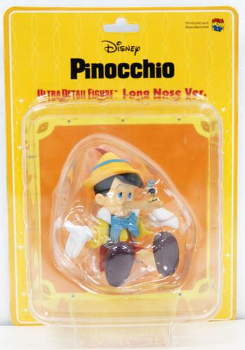 Medicom UDF-462 Ultra Detail Figure Disney Pinocchio with Long Nose Ver.