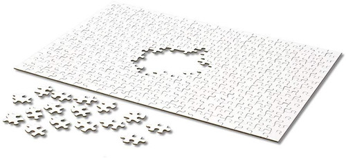 Yanoman Jigsaw Puzzle 03-844 Great Space Puzzle 2 (300 Pieces)