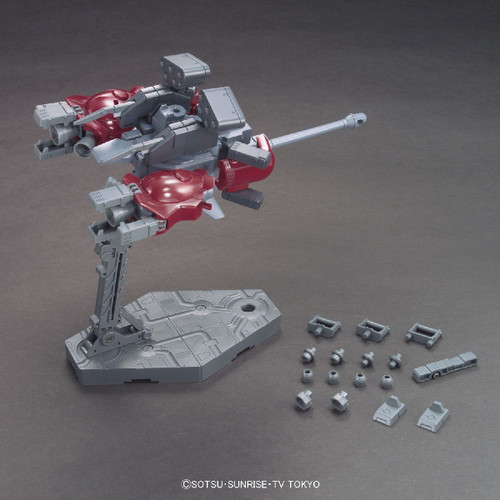 Bandai HG Build Custom 002 AMAZING BOOSTER ZAKU AMAZING SUPPORT UNIT 1/144 Scale Kit