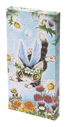 Yanoman Jigsaw Puzzle 2304-04 Wachifield Dayan Fairy (120 Pieces)