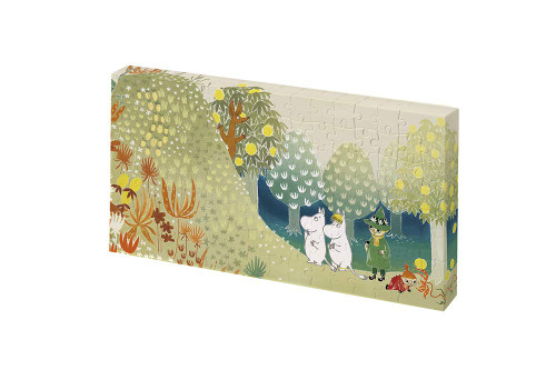 Yanoman Jigsaw Puzzle 2304-06 Moomin Story of the Moomin Valley (120 Pieces)