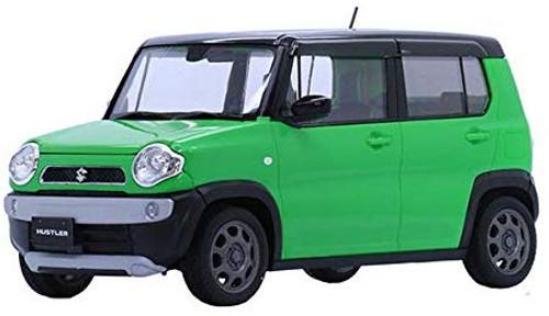 Fujimi 066226 SUZUKI HUSTLER (G/POSITIVE GREEN METALLIC) 1/24 scale kit