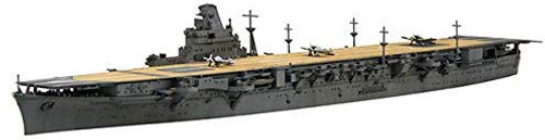 Fujimi TOKU 95 EX-2 IJN AIRCRAFT CARRIER JUNYO (1942) SP. VER w/Name Plate 1/700 scale kit