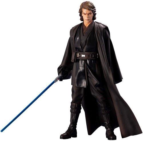 Kotobukiya SW165 ARTFX+ Anakin Skywalker Revenge of the Sith Ver. 1/10 Figure (Star Wars)