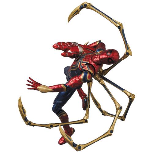 Medicom MAFEX 121 Iron Spider Endgame Ver. Figure (Avengers: Endgame)