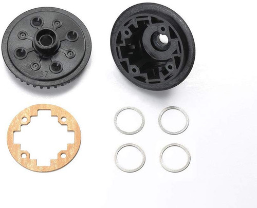 Tamiya 51643 (SP1643) TRF420 Differential Pulley & Case (37T)