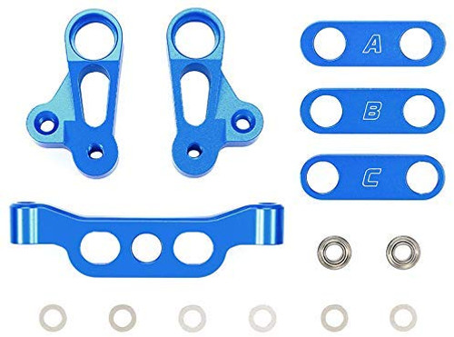Tamiya 54923 (OP1923) TB-05 Aluminum Adjustable Ackerman Set