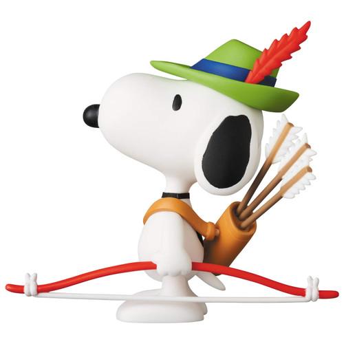 Medicom UDF-542 Ultra Detail Figure Peanuts Series 11 Robin Hood Snoopy