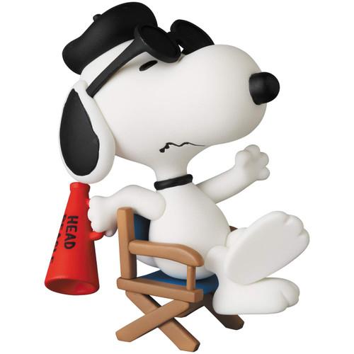 Medicom UDF-544 Ultra Detail Figure Peanuts Series 11 Film Director Snoopy