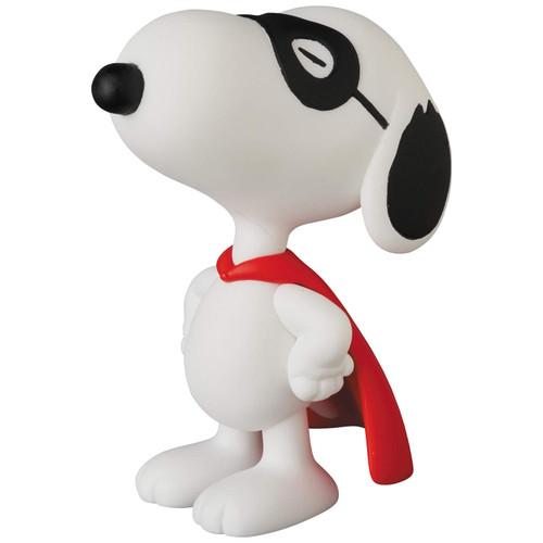 Medicom UDF-545 Ultra Detail Figure Peanuts Series 11 Masked Marvel Snoopy