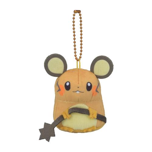Pokemon Center Original Hoppe Daishuugo Dedenne