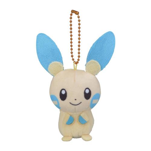 Pokemon Center Original Hoppe Daishuugo Minun
