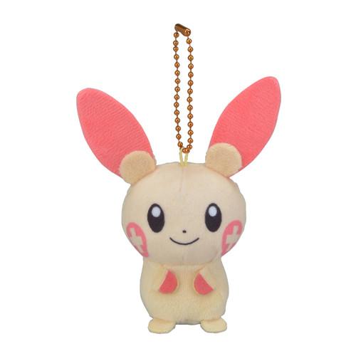 Pokemon Center Original Hoppe Daishuugo Plusle