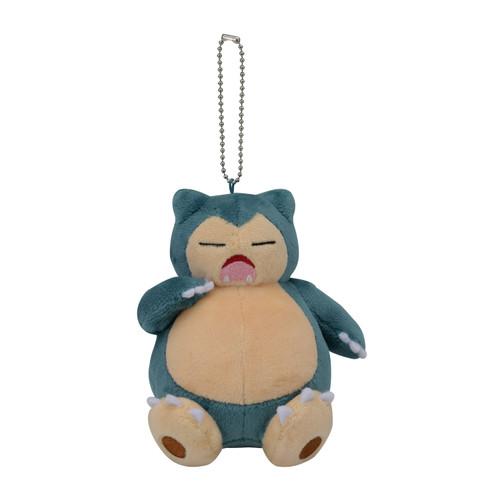 Pokemon Center Original Sleeping Snorlax Mascot (Kabigon)