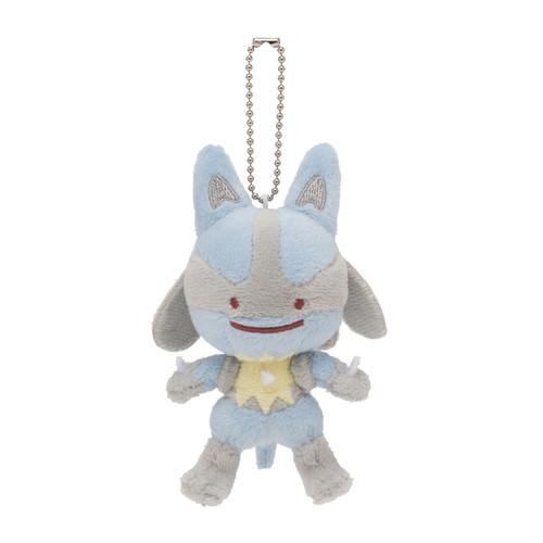 Pokemon Center Original Mascot Transform! Ditto Metamon Lucario