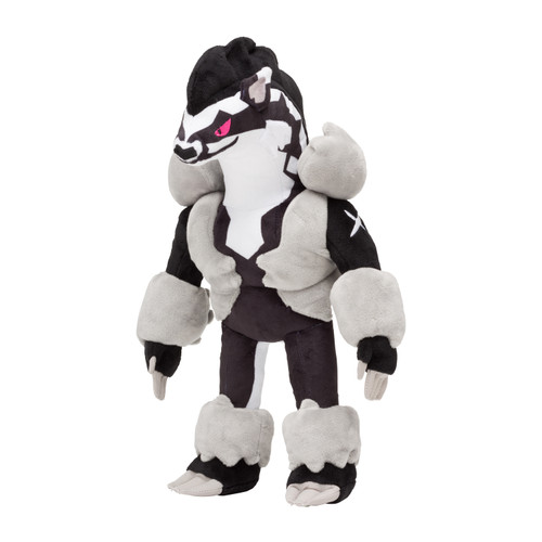 Pokemon Center Original Plush Doll Obstagoon (Tachifusaguma)