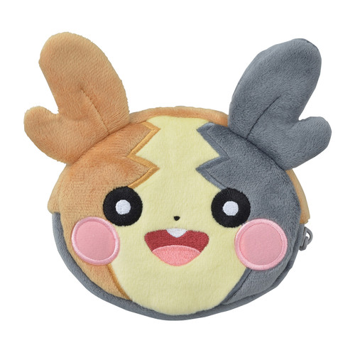 Pokemon Center Original Pouch Both Mode Morpeko