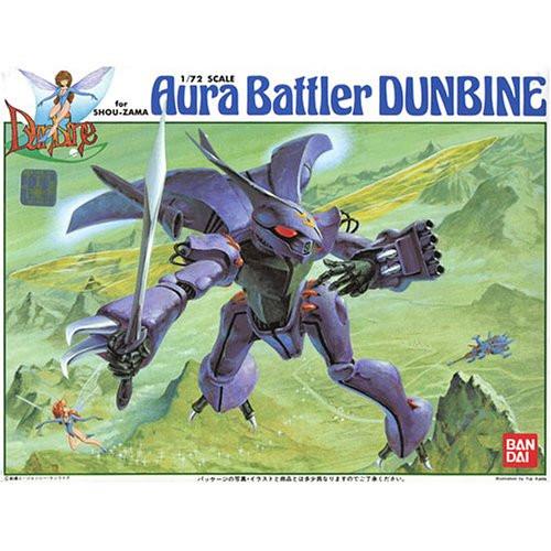 Bandai 390653 Aura Battler Dunbine for Shou-Zama 1/72 Scale Kit