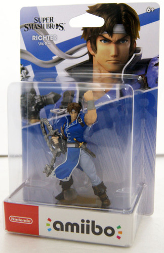 Nintendo amiibo Richter (Super Smash Bros Ultimate)
