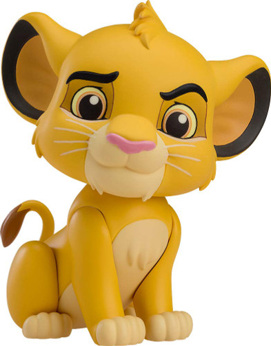 Good Smile Nendoroid 1269 Simba (The Lion King)