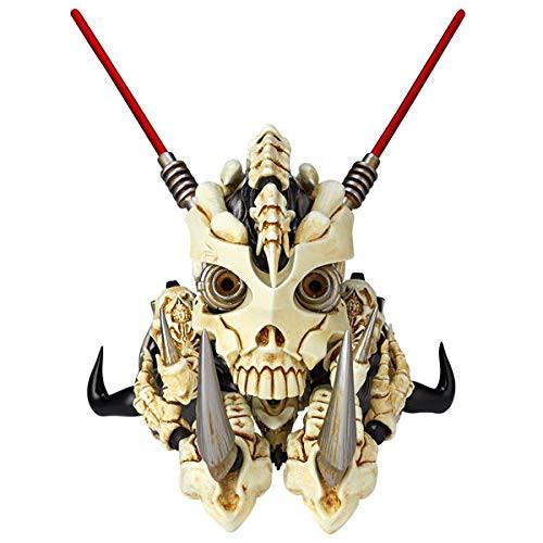 Kaiyodo Assemble Borg NEXUS AB029 Skull Spartan Figure