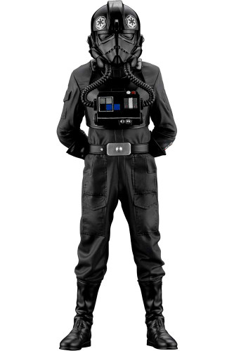 Kotobukiya SW162 ARTFX+ Star Wars Tie Fighter Pilot 1/10 Scale Figure