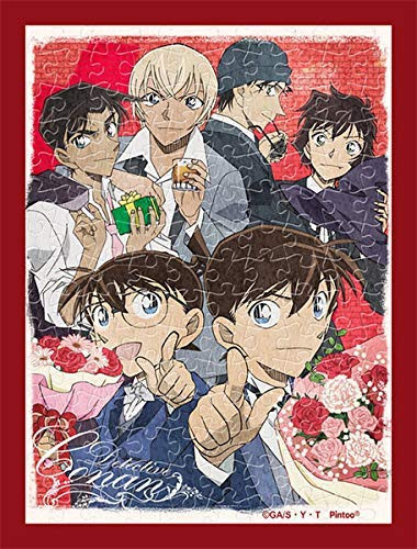 Ensky Jigsaw Puzzle MA-41 Detective Conan Flower Gift Party (150 S-Pieces)