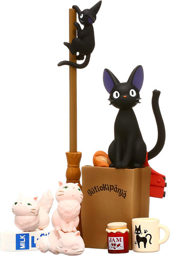 Ensky NOS-28 Stack Up Characters Studio Ghibli Kiki's Delivery Service