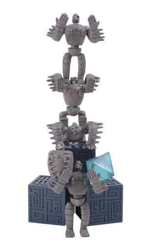 Ensky NOS-31 Stack Up Characters Studio Ghibli Castle in the Sky