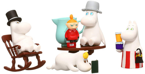 Ensky NOS-53 Stack Up Characters Moomin