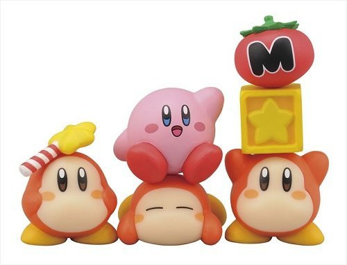 Ensky NOS-57 Stack Up Characters Kirby and Friends