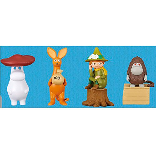 Ensky NOS-71 Stack Up Characters Moomin and Friends