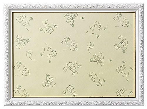 Ensky Jigsaw Puzzle Frame White Clouds for Studio Ghibli Art Crystal Jigsaw 208 Pieces (18.2 x 25.7)