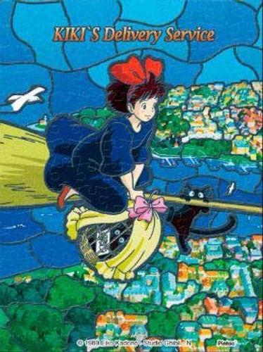 Ensky Jigsaw Puzzle MA-C02 Studio Ghibli Kiki's Delivery Service (150 Clear S-Pieces)