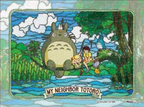 Ensky Jigsaw Puzzle MA-C01 Studio Ghibli My Neighbor Totoro (150 Clear S-Pieces)