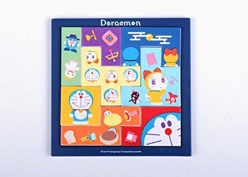 Ensky Tile Puzzle TP-04 Doraemon (8 Pieces)