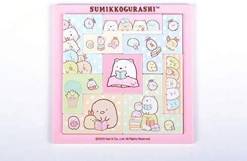 Ensky Tile Puzzle TP-04 Sumikko Gurashi (8 Pieces)