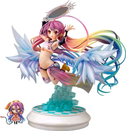 Phat! Jibril Little Flugel Ver. 1/7 Scale Figure (No Game No Life -Zero-)