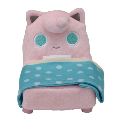 Pokemon Center Original Pokemon Dolls House Jigglypuff Bed